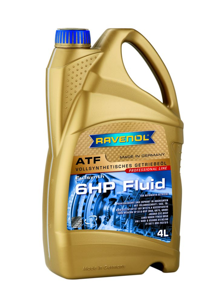 RAVENOL ATF 6 HP Fluid 4L