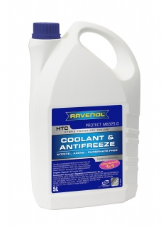 RAVENOL HTC - Protect MB325.0 Concentrate 5L